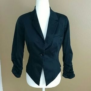 Michael Kors women's Blazer Black size 6